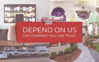 Mulholland Audio Video: Here for you during COVID-19 pandemic