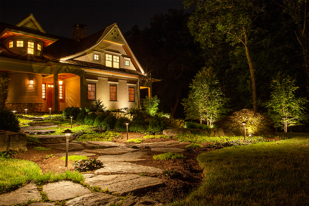 Landscape Lighting RI